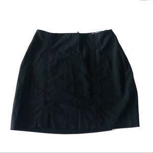 Cache Skirts - Vintage Cache black mini skirt size 0